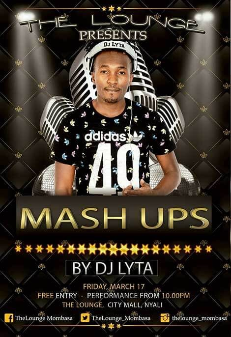 MASHUPS PARTY BY DJ LYTA
