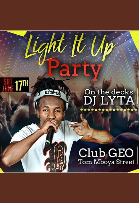 Light it up Party