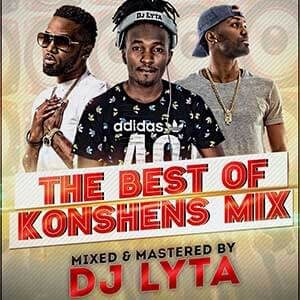 The Best of Konshens Mix 2017