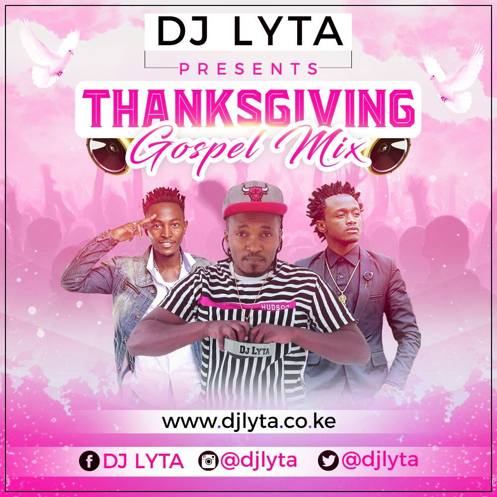 DJ LYTA - GOSPEL MIX MP3 DOWLOAD MIXES - DJ LYTA