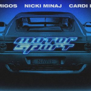 "Migos, Cardi B, and Nicki Minaj's Video for ""MotorSport"" Has Finally Arrived"