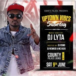 UPTOWN VIBES COUNTY PALACE NYERI