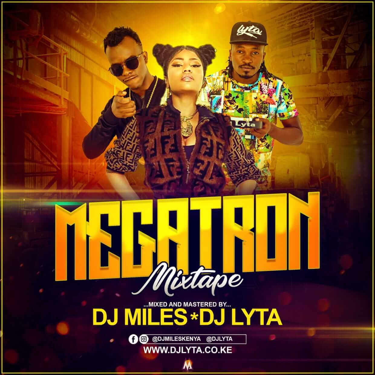 Dj Lyta & Dj Miles - Megatron Mix Download - DJ LYTA