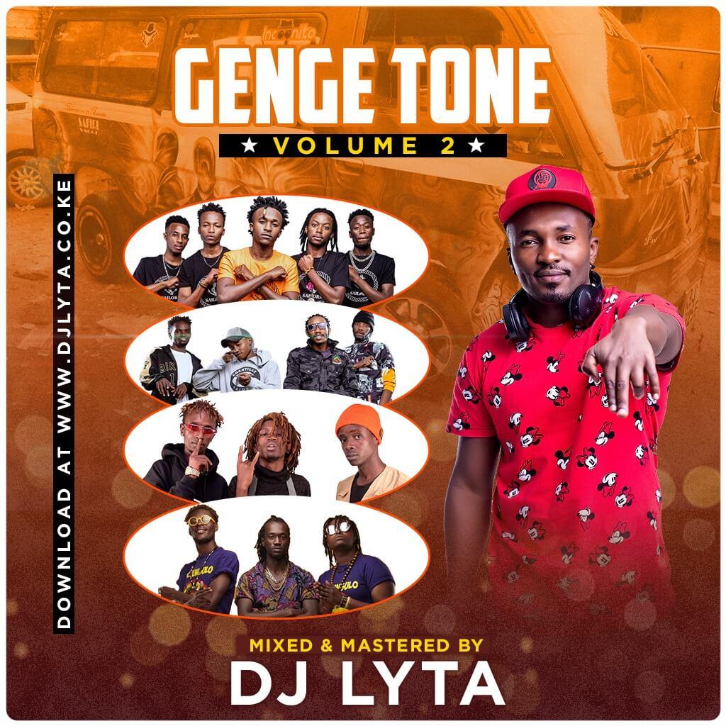 Dj Lyta Gengetone Vol 2 Nyandus Download Dj Lyta